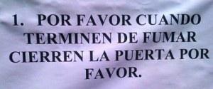 PorFavor
